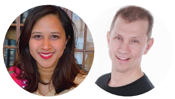 Desiree Cheng & Csaba Hathazi